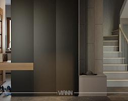Hol+%2F+Przedpok%C3%B3j+-+zdj%C4%99cie+od+VIANN+Interior+Design