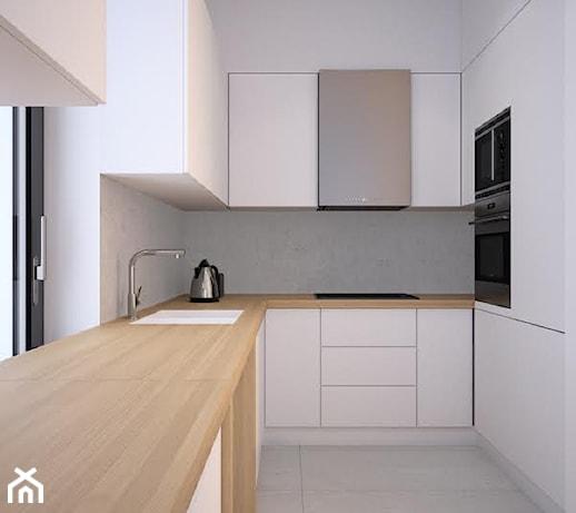 Pałacowa  Kuchnia, styl nowoczesny  zdjęcie od Barbara   -> Kuchnia Weglowa Barbara