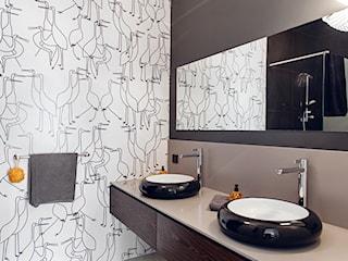 Fototapeta w łazience - 20 pomysłów na oryginalną aranżację łazienki