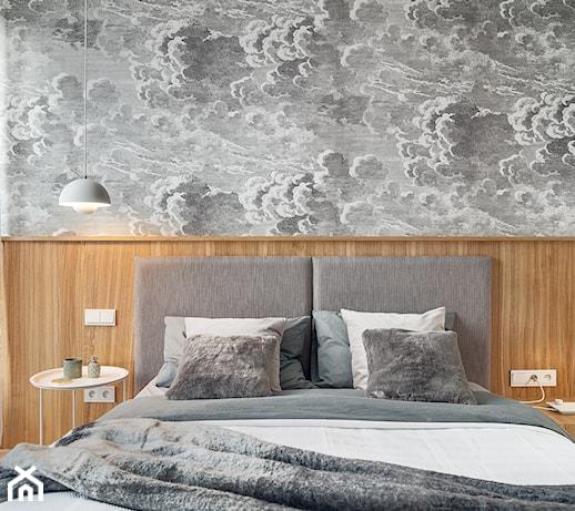 16 pomysłów na oryginalne wykończenie ściany za łóżkiem w sypialni