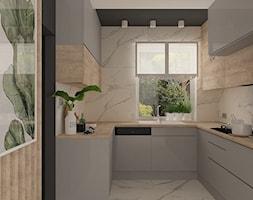 Kuchnia w domu jednorodzinnym - zdjęcie od MOTIF DESIGN