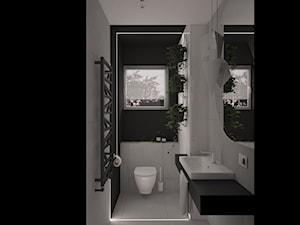 Projekt małego wc