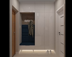 Projekt wnętrza domu jednorodzinnego w Pabianicach - zdjęcie od MOTIF DESIGN - Homebook