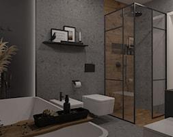 Aranżacja domu jednorodzinnego - zdjęcie od MOTIF DESIGN - Homebook