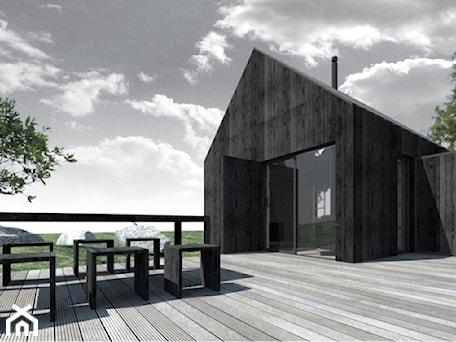 Poważnie Projekty Domów Drewnianych - aranżacje, pomysły, inspiracje - homebook LY53