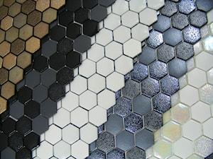 Mozaiki heksagonalne szklane - zdjęcie od MMWCraft