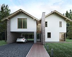 Dom+w+Lesie+-+zdj%C4%99cie+od+ARCHDEZI-+STUDIO+ARCHITEKTURY+I+WN%C4%98TRZ