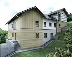 Dom+na+stromym+zboczu+-+zdj%C4%99cie+od+ARCHDEZI-+STUDIO+ARCHITEKTURY+I+WN%C4%98TRZ