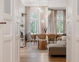 KAMIENICA 106 m2 - Salon - zdjęcie od troomono - Homebook