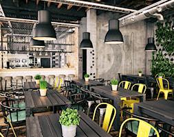 restauracja | Wrocław | projektowanie wnętrz | troomono - zdjęcie od troomono