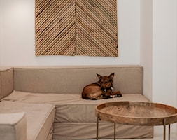 MIESZKANIE BOHO 47 m2 - Salon - zdjęcie od troomono - Homebook