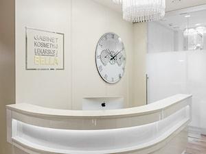 Gabinet Kosmetyczny Bella Warszawa - Wnętrza publiczne, styl glamour - zdjęcie od ASAR projekt