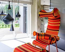 Dom Koleczkowo - Średni taras, styl eklektyczny - zdjęcie od ASAR projekt