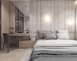 Giewont - Sypialnia, styl nowoczesny - zdjęcie od NORMY - Homebook
