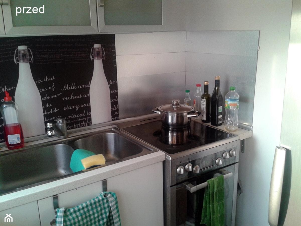 Kuchnia z widokiem - zdjęcie od Level up! studio - Agnieszka Obojska - Homebook