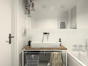 Sypialnia, łazienka Londyn - zdjęcie od MO Architekci