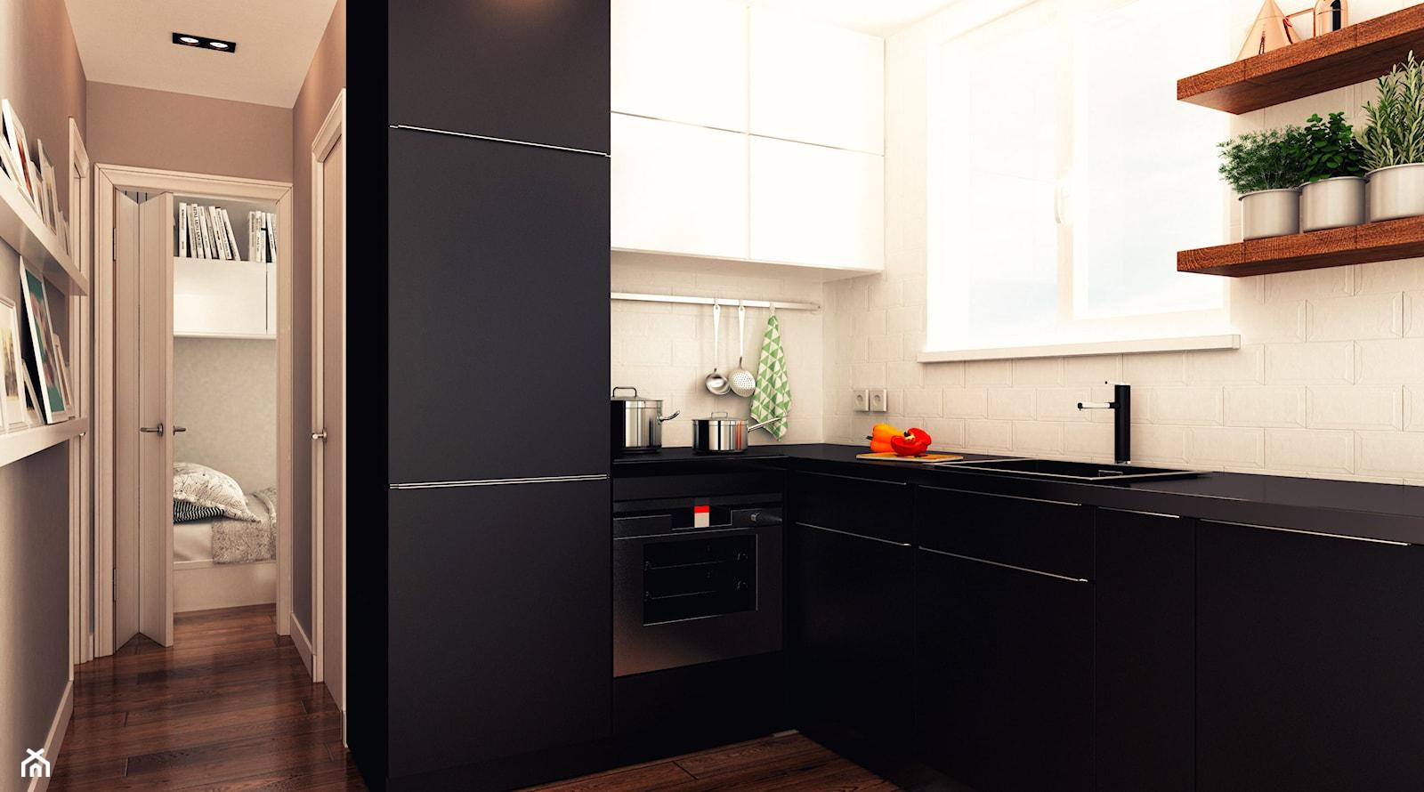 Kuchnia w stylu skandynawskim - zdjęcie od KAST DESIGN - Homebook
