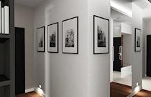 Korytarz w mieszkaniu - zdjęcie od Inventive Interiors