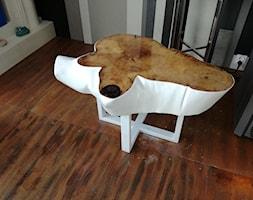 Oryginalny Stolik kawowy - zdjęcie od Kamienie naturalne Chrobak - Homebook