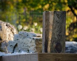 Oświetlenie do ogrodu Wood Light 01 - zdjęcie od Kamienie naturalne Chrobak - Homebook