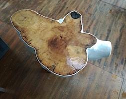 Nowoczesny stolik kawowy - zdjęcie od Kamienie naturalne Chrobak - Homebook