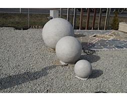 Kule Betonowe - Ogród, styl nowoczesny - zdjęcie od Kamienie naturalne Chrobak - Homebook