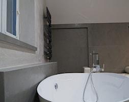 Łazienka ze Spieku Kwarcowego - Łazienka, styl nowoczesny - zdjęcie od Kamienie naturalne Chrobak - Homebook