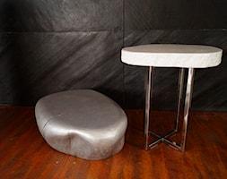 Oryginalne stoliki koktajlowe - zdjęcie od Kamienie naturalne Chrobak - Homebook