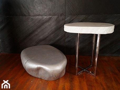Aranżacje wnętrz - Salon: Oryginalne stoliki koktajlowe - Kamienie naturalne Chrobak. Przeglądaj, dodawaj i zapisuj najlepsze zdjęcia, pomysły i inspiracje designerskie. W bazie mamy już prawie milion fotografii!