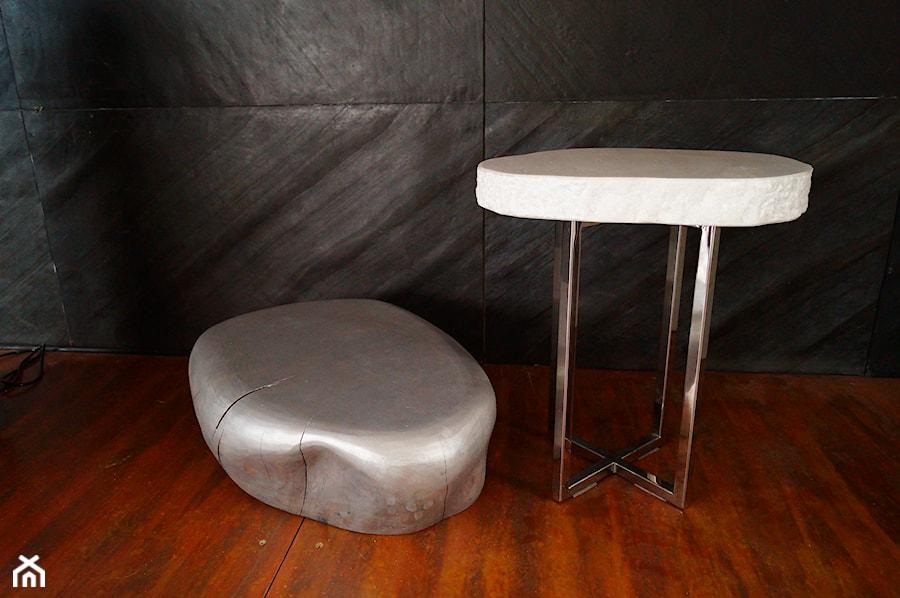 Oryginalne stoliki koktajlowe - zdjęcie od Kamienie naturalne Chrobak