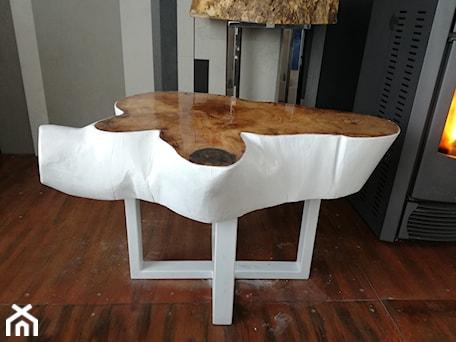 Aranżacje wnętrz - Salon: Oryginalany stolik kawowy - Kamienie naturalne Chrobak. Przeglądaj, dodawaj i zapisuj najlepsze zdjęcia, pomysły i inspiracje designerskie. W bazie mamy już prawie milion fotografii!