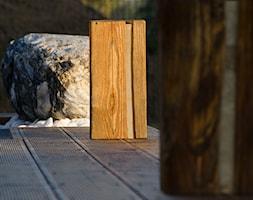 Oświetlenie Ogrodowe Wood Light 01 - zdjęcie od Kamienie naturalne Chrobak - Homebook