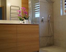 Łazienka z Betonu Architektonicznego - Łazienka, styl nowoczesny - zdjęcie od Kamienie naturalne Chrobak - Homebook