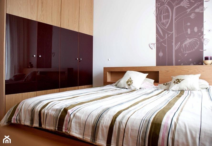 Apartament Z Wrzosową Sypialnią Zdjęcie Od Magdalena