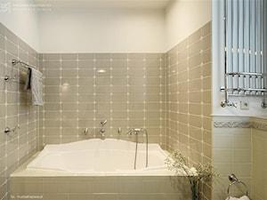 Klasyczna łazienka w apartamencie - zdjęcie od Magdalena Sobula Pracownia Projektowa Pe2