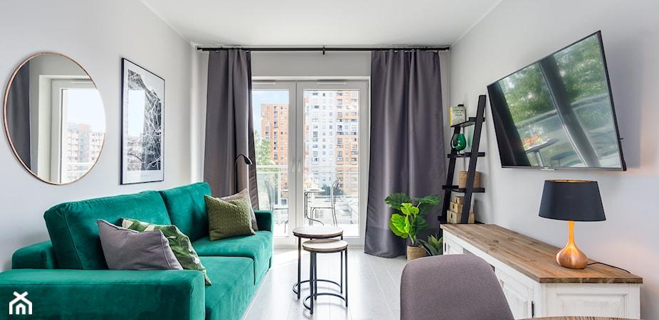 Kanapa do małego salonu – jaką sofę wybrać do małego pokoju?
