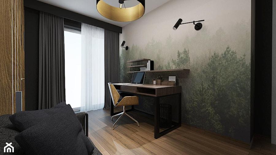 Wersja 1 | Biuro - zdjęcie od VERY Interior Design - Projektowanie Wnętrz