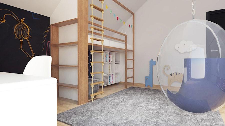 Pokój Leona   Os. Celtyckie   Kalisz - zdjęcie od VERY Interior Design - Projektowanie Wnętrz