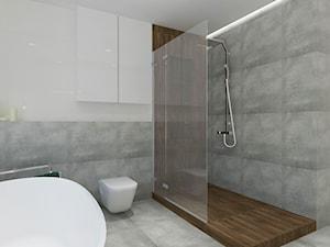 Toaleta na piętrze | Kol. Skarszewek | Wersja 1