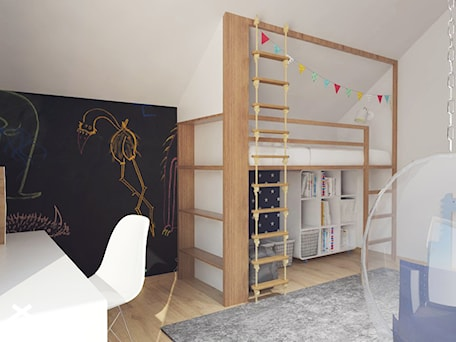 Aranżacje wnętrz - Pokój dziecka: Pokój Leona | Os. Celtyckie | Kalisz - VERY Interior Design - Projektowanie Wnętrz. Przeglądaj, dodawaj i zapisuj najlepsze zdjęcia, pomysły i inspiracje designerskie. W bazie mamy już prawie milion fotografii!