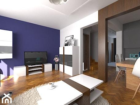 Aranżacje wnętrz - Salon: Projekt Salonu na kaliskim Zagorzynku   25 m2 - Salon, styl nowoczesny - VERY Interior Design - Projektowanie Wnętrz. Przeglądaj, dodawaj i zapisuj najlepsze zdjęcia, pomysły i inspiracje designerskie. W bazie mamy już prawie milion fotografii!