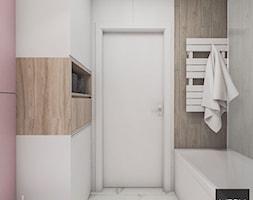 Pudrowa+%C5%82azienka+-+zdj%C4%99cie+od+VERY+Interior+Design+-+Projektowanie+Wn%C4%99trz