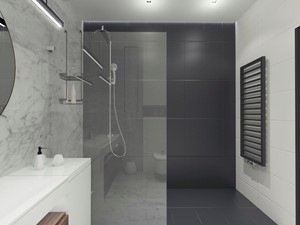 Toaleta na piętrze | Os. Celtyckie | Kalisz