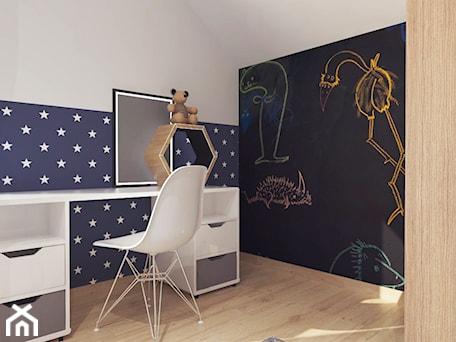Aranżacje wnętrz - Pokój dziecka: Pokój Leona   Os. Celtyckie   Kalisz - VERY Interior Design - Projektowanie Wnętrz. Przeglądaj, dodawaj i zapisuj najlepsze zdjęcia, pomysły i inspiracje designerskie. W bazie mamy już prawie milion fotografii!