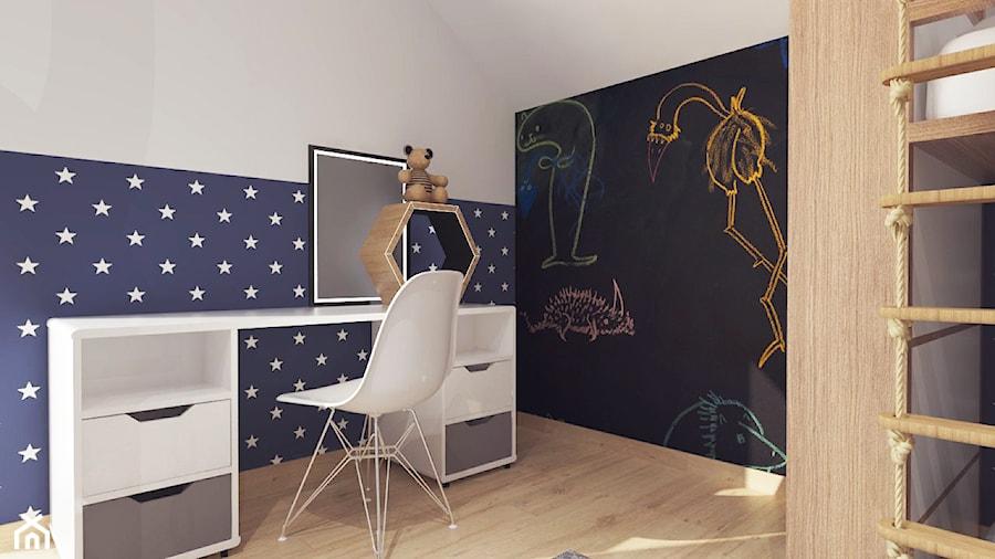 Pokój Leona | Os. Celtyckie | Kalisz - zdjęcie od VERY Interior Design - Projektowanie Wnętrz
