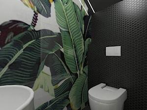 Tropikalna toaleta na parterze | Kol. Skarszewek