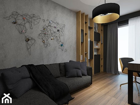 Wersja 1   Biuro - zdjęcie od VERY Interior Design - Projektowanie Wnętrz