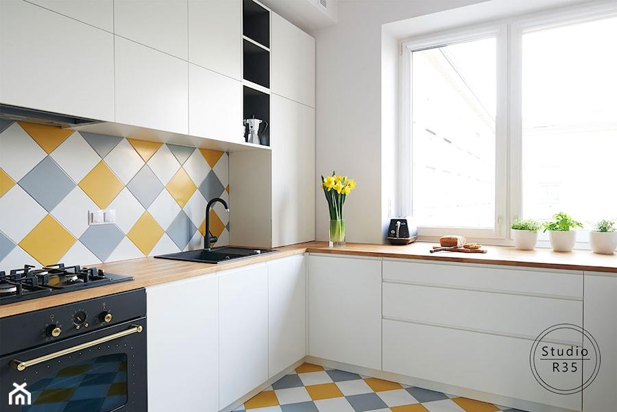 Biała Kuchnia Jaka Podłoga Jak Dobierać Kolory W Kuchni Homebook