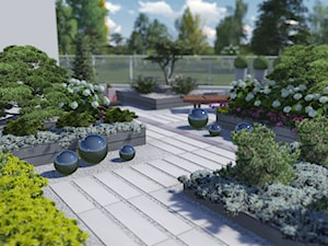 7 Dla Ogrodu Mateusz Dobbek - Architekt i projektant krajobrazu