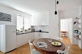 Fotografia wnętrz mieszkania na Odolanach - zdjęcie od Archilens Łukasz Nowosadzki - Homebook